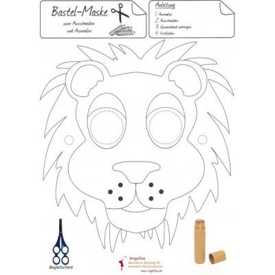 Bastel - Maske \