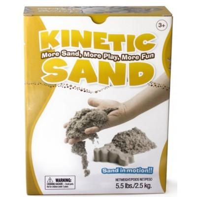 2,5kg Kinetic  Sand - Knet und Therapiesand mit Magie - Kinetischer Sand