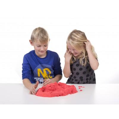 Kinetic Sand - farbig! Rot, Grün, Blau
