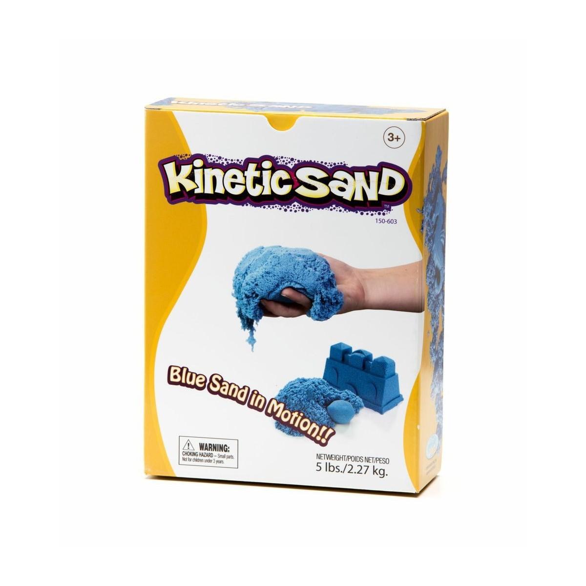 Kinetic Sand -  Blau
