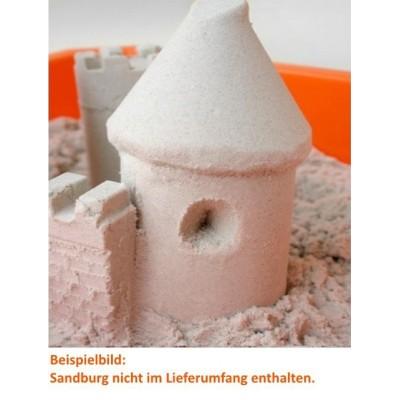 Burgenformen und Schlösserformen-Set - für Kinetic Sand & Co