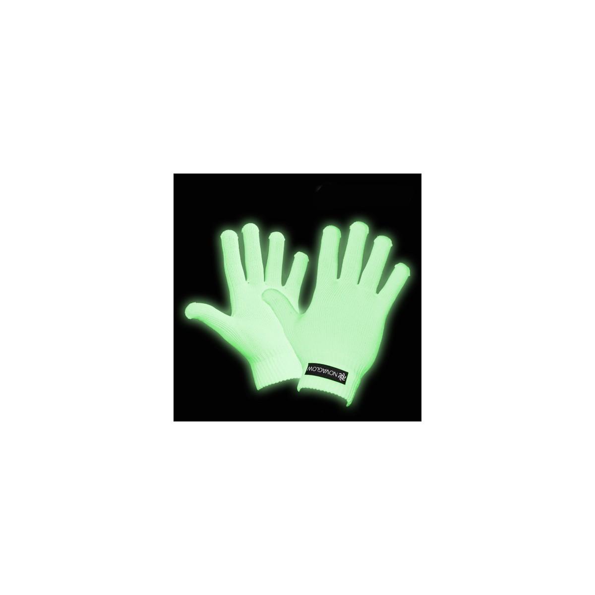 Leucht-Handschuhe