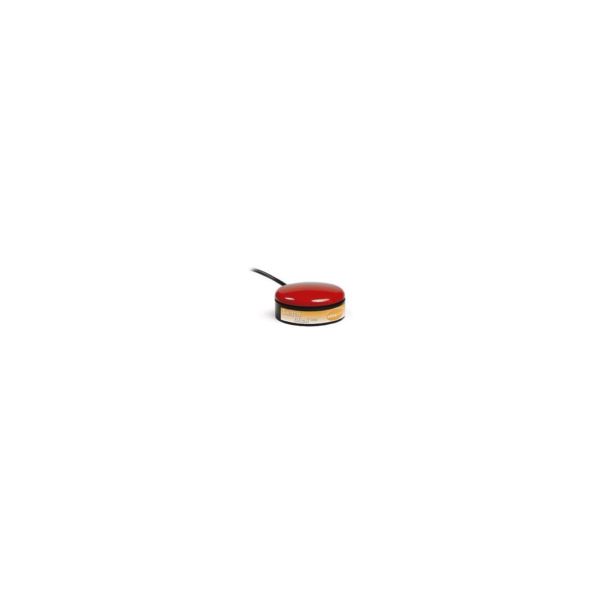 USB Switch Click - kleiner Mausklick-Taster rot
