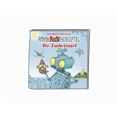 Ritter Rost - Booklett für Toniebox