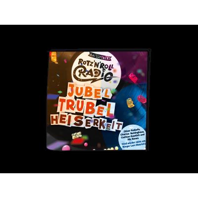 Booklet : Toniebox - Musik-Hörfigur