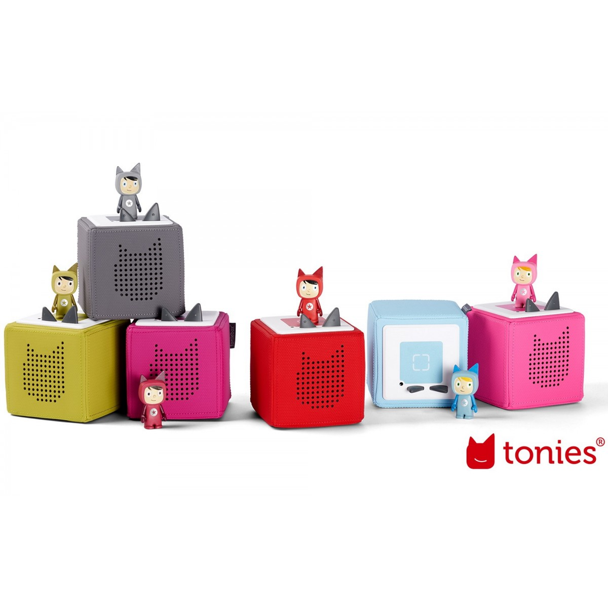 Toniebox Farben