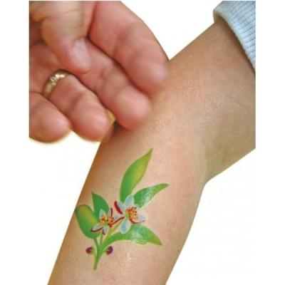 Tattooset Mädchen