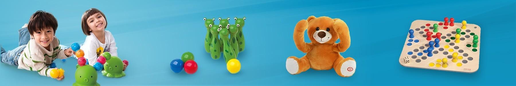 Spielwaren Online |  Kinderspielzeug | Spiel & Spaß im Onlineshop