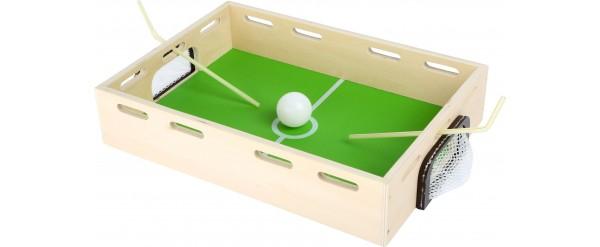 Näher betrachtet … Pusteball-Tischspiel